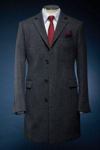 skræddersyet frakke
